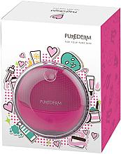 Parfumuri și produse cosmetice Perie de curățare a feței, roz - Purederm Sonic Face Brush Pink