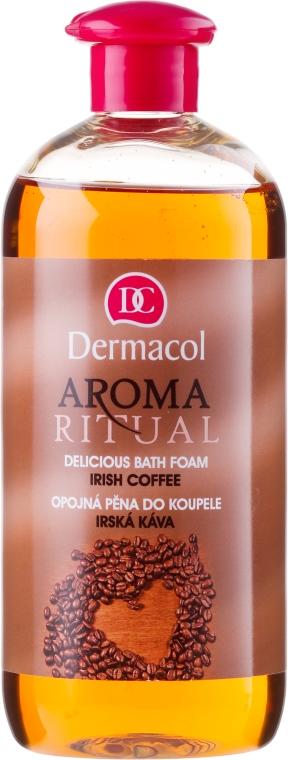Spumă de baie cu extract de cafea irlandeză - Dermacol Aroma Ritual Bath Foam Irish Coffee