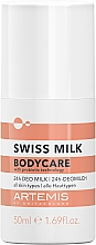 Parfumuri și produse cosmetice Deodorant - Artemis Swiss Milk 24h Deo Milk