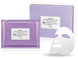Parfumuri și produse cosmetice Mască de țesut - Dr. Althea Premium Squalane Silk Mask