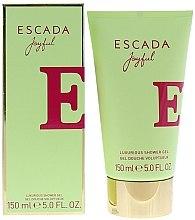 Parfumuri și produse cosmetice Escada Joyful - Gel de duș