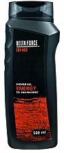 Parfumuri și produse cosmetice Gel de duș - Pharma CF Delta Force For Men Energy Shower Gel