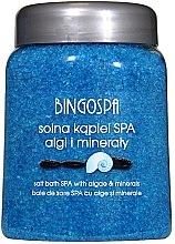 Parfumuri și produse cosmetice Sare de baie cu alge marine și minerale - BingoSpa