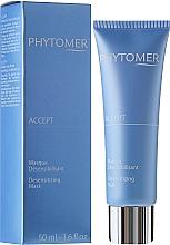 Parfumuri și produse cosmetice Mască pentru pielea sensibilă - Phytomer Accept Desensitizing Mask