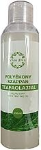 """Parfumuri și produse cosmetice Săpun lichid """"Ulei de arbore de ceai"""" - Yamuna Liquid Soap With Tea Tree Oil"""