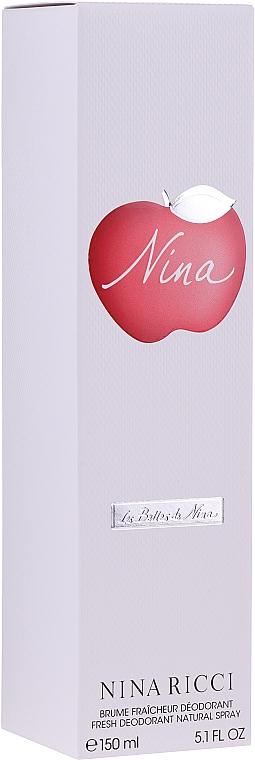Nina Ricci Nina - Deodorant
