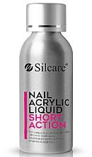 Parfumuri și produse cosmetice Lichid acrilic - Silcare Nail Acrylic Liquid Comfort Shot Action