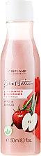 Parfumuri și produse cosmetice Șampon fortifiant pentru păr fin cu extract de măr și bambus - Oriflame