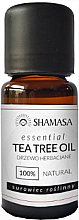 "Parfumuri și produse cosmetice Ulei esențial ""Arbore de ceai"" - Shamasa"