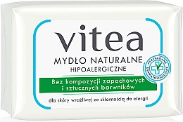 Parfumuri și produse cosmetice Săpun natural fără aromă - Vitea