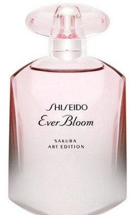 Shiseido Ever Bloom Sakura Art Edition - Apă de parfum