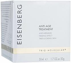 Parfumuri și produse cosmetice Tratament anti-îmbătrânire pentru față și gât - Jose Eisenberg Anti-Age Treatment