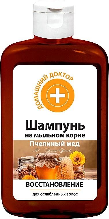"""Șampon restaurare """"Miere de albine"""" - Domashnii Doctor"""
