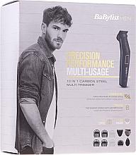 Parfumuri și produse cosmetice Set pentru tunsoare - BaByliss Men MT728E