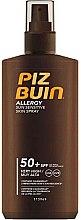 Parfumuri și produse cosmetice Spray cu protecție solară pentru corp - Piz Buin Allergy Spray Spf50