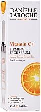 Parfumuri și produse cosmetice Ser cu vitamina C și efect de întărire pentru față - Danielle Laroche Cosmetics Firming Face Serum Vitamin C+