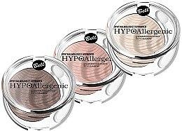 Parfumuri și produse cosmetice Fard de ochi cremos hypoallergenic - Bell Hypoallergenic Shimmering Sand Bell Eyeshadow