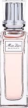 Parfumuri și produse cosmetice Dior Miss Dior Eau De Toilette Pearl Roller - Apă de toaletă