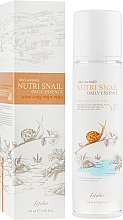 Parfumuri și produse cosmetice Esență nutritivă cu extract de mucină de melc - Esfolio Nutri Snail Daily Essence