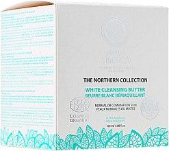 Parfumuri și produse cosmetice Unt de curățare pentru pielea normală și mixtă - Natura Siberica The Northern Collection White Cleansing Butter