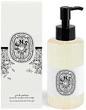 Parfumuri și produse cosmetice Diptyque Eau Des Sens - Gel de curățare pentru mâini și corp