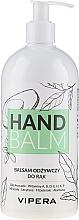 Parfumuri și produse cosmetice Balsam hidratant de mâini - Vipera Nourishing Hand Balm