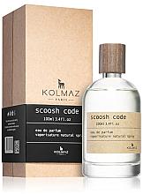 Parfumuri și produse cosmetice Kolmaz Scoosh Code - Apă de parfum