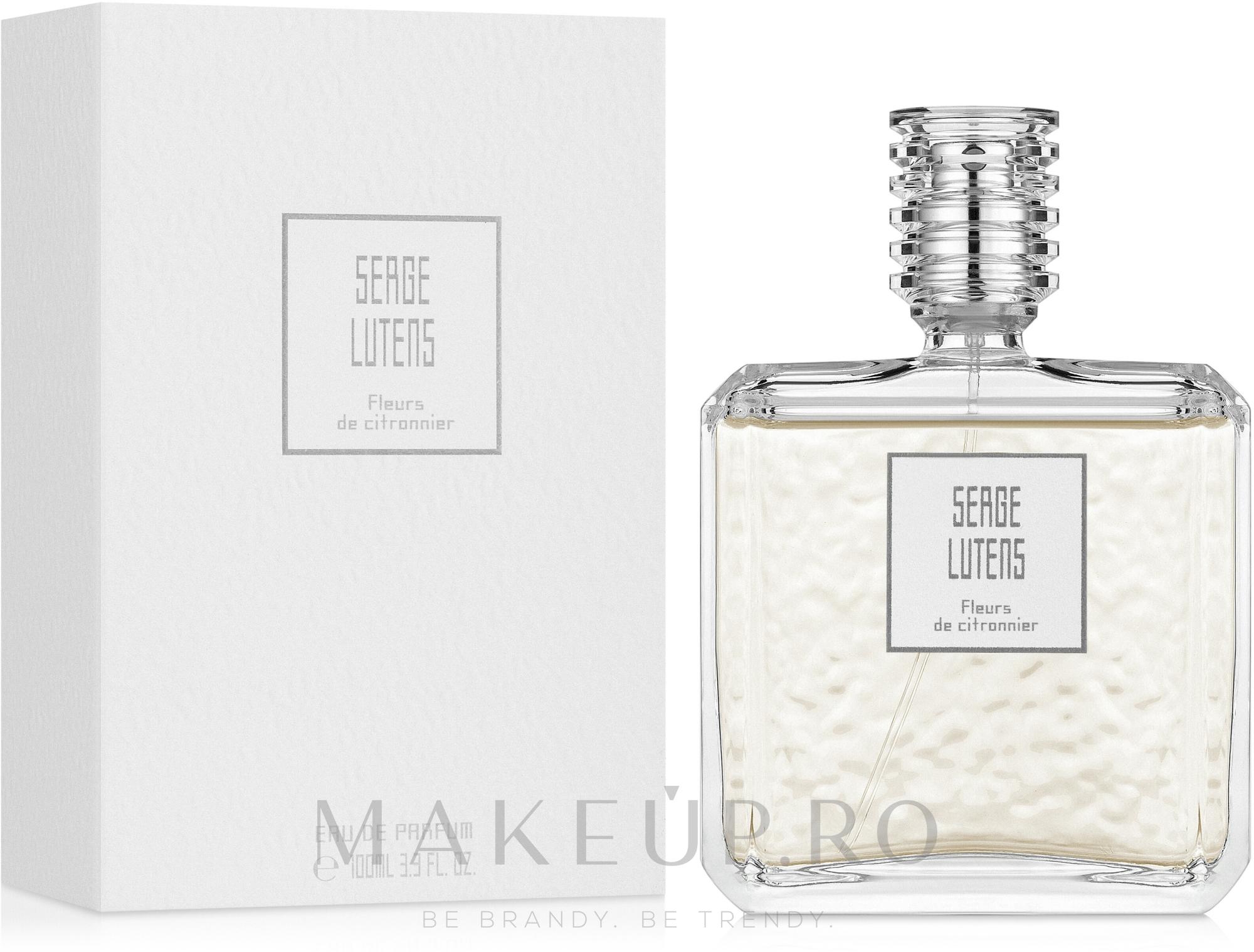Serge Lutens Fleurs de Citronnier - Apă de parfum — Imagine 100 ml