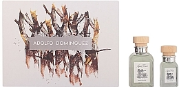 Parfumuri și produse cosmetice Adolfo Dominguez Agua Fresca - Set (edt 120ml + edt 30ml)