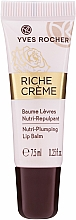 Parfumuri și produse cosmetice Balsam ultra nutritiv pentru buze - Yves Rocher Riche Creme Nutri-Plumping Lip Balm