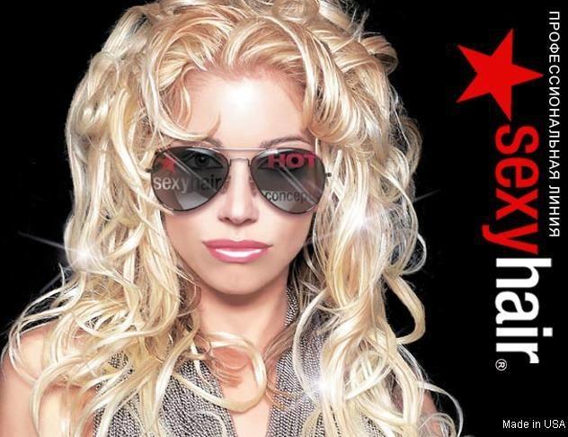 Spray pentru volumul părului - SexyHair BigSexyHair Spray & Play Harder Firm Volumizing Hairspray — Imagine N5