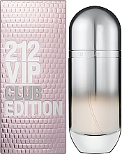 Carolina Herrera 212 VIP Club Edition - Apă de toaletă — Imagine N2