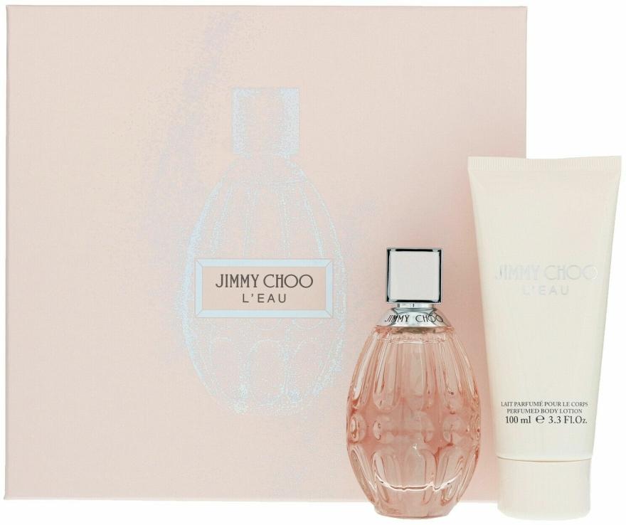 Jimmy Choo Jimmy Choo L'Eau - Set (edt/60ml + b/lot/100ml) — Imagine N1