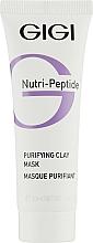 Parfumuri și produse cosmetice Mască de curățare din argilă - Gigi Nutri-Peptide Purifying Clay Mask