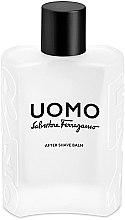 Parfumuri și produse cosmetice Salvatore Ferragamo Uomo - Balsam după ras