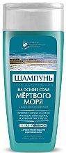 """Parfumuri și produse cosmetice Șampon """"Pe bază de sare de la Marea Moartă"""" - Fitokosmetik"""