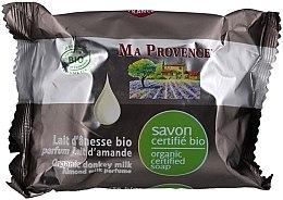 Parfumuri și produse cosmetice Săpun bio-organic, cu aromă de migdale - Ma Provence Organic Soap