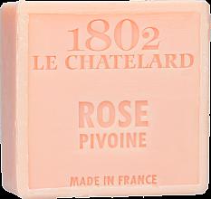 Parfumuri și produse cosmetice Săpun - Le Chatelard 1802 Soap Rose Pione