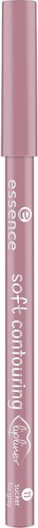 Creion de buze - Essence Soft Contouring Lipliner
