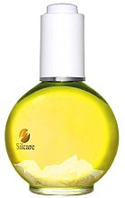 Parfumuri și produse cosmetice Ulei pentru unghii și cuticule - Silcare Olive Shells Citron Lemon Yellow