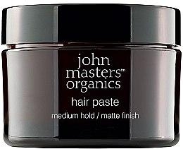Parfumuri și produse cosmetice Pastă de păr - John Masters Organics Hair Paste