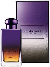 Parfumuri și produse cosmetice Jo Malone Violet & Amber Absolu - Apă de colonie