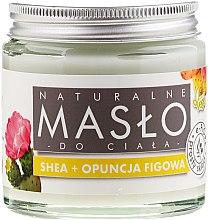 """Parfumuri și produse cosmetice Unt de corp """"Shea și Opuntia"""" - E-Fiori"""