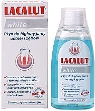 Parfumuri și produse cosmetice Apă de gură cu efect de albire - Lacalut White