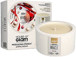 Parfumuri și produse cosmetice Lumânare aromată - House of Glam Miracle You Are Candle