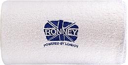 Parfumuri și produse cosmetice Cotiera profesională pentru manichiură, albă - Ronney Professional Armrest For Manicure