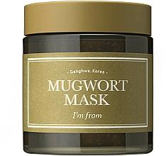 Parfumuri și produse cosmetice Mască cu pelin pentru față - I'm From Mugwort Mask