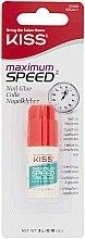 Parfumuri și produse cosmetice Adeziv pentru unghii false - Kiss Maximum Speed Nail Glue