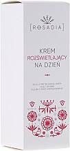 Parfumuri și produse cosmetice Cremă revitalizantă de zi pentru față - Rosadia