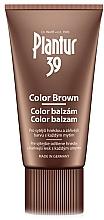 Parfumuri și produse cosmetice Balsam pentru părul șaten - Plantur 39 Color Brown Balm